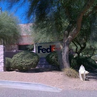 Photo taken at FedEx Ship Center by Brian N. on 9/22/2011