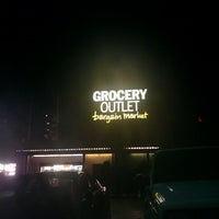 Photo taken at Grocery Outlet by Kris A. on 12/2/2011