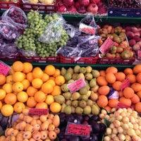 Photo taken at Mercado de Nuestra Señora de África by Jesus A. L. on 5/6/2012