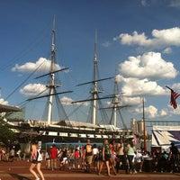 Photo taken at Inner Harbor by Alison K. on 6/23/2012