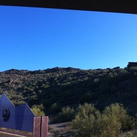 Photo taken at Mormon Trailhead by Tamara R. on 12/25/2011