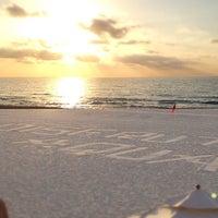 Photo taken at Live Aqua Cancún by Nan on 8/2/2012