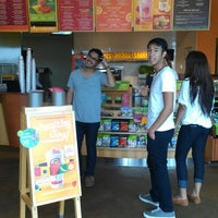 Photo taken at Jamba Juice by Jeanelle B. on 9/2/2012