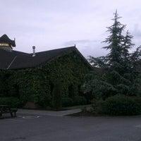 Photo taken at Kilmurray Lodge Hotel by Daniel D. on 5/30/2012