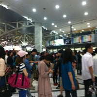 Photo taken at Central City Bus Terminal by Dohhee K. on 5/25/2012