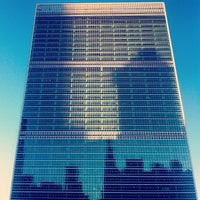 Photo taken at United Nations by David B. on 3/20/2012
