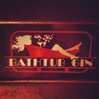 Photo taken at Bathtub Gin by Montana T. on 5/4/2012