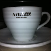 Photo taken at Artcaffe by Tushar on 3/26/2012