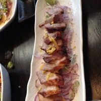 Photo taken at Gaku Yakitori by Scanner on 8/12/2012