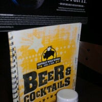 Photo taken at Buffalo Wild Wings by Jordan S. on 11/30/2011