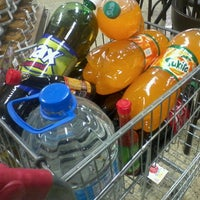 Photo taken at Supermercados Imperatriz by Raony O. on 7/28/2012