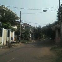 Photo taken at Cempaka Putih Raya by Romster R. on 8/20/2011