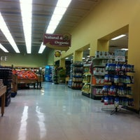 Photo taken at Econo Foods by Bjørn on 8/4/2012