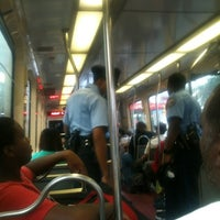 Photo taken at SEPTA: 11 Trolley by Tim W. on 8/7/2012