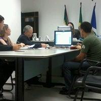 Photo taken at Tribunal Regional do Trabalho da 23ª Região (TRT23) by Graziella A. on 6/13/2012