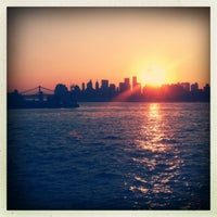 Photo taken at East River Ferry - Schaefer Landing/S. Williamsburg Terminal by rob z. on 8/31/2012
