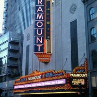 Photo taken at Paramount Center by Orlando P. on 9/10/2011