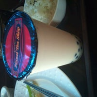 Photo taken at The Hazel Tea Shop by christienna a. on 1/1/2012