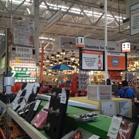 Photo taken at The Home Depot by Rosy Del Razo on 7/19/2012