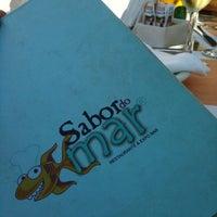 Photo taken at Restaurante Sabor do Mar by Henrique N. on 6/2/2012