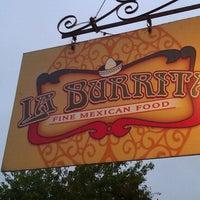 Photo taken at La Burrita by Raudel W. on 9/9/2011