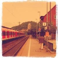Photo taken at Bahnhof Herrenberg by schalldose on 7/1/2011