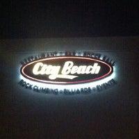 Photo taken at City Beach by Aye E. on 8/4/2011