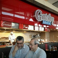 Photo taken at Gatsby Buffet & Café by Andres A. on 2/6/2012