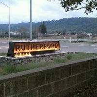 Photo taken at Rutherford Grill by Jonathan H. on 3/31/2012