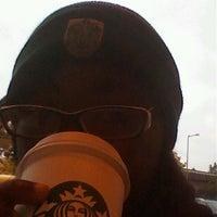 Photo taken at Starbucks by Kia C. on 10/21/2011