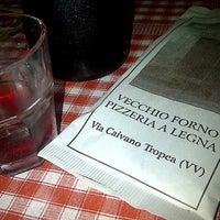 Photo taken at Vecchio Forno by )|( aXxel on 7/9/2012