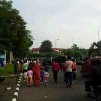 Photo taken at Mal Cijantung by Bayu W. on 4/8/2012