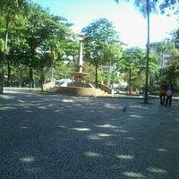 Foto tirada no(a) Praça General Osório por Roberto Mariano V. em 8/20/2012