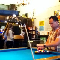 Photo taken at The Flying Pig Downtown Hostel by Sulvarán on 10/31/2011