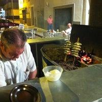 Photo taken at Terraza de Bar Aurelio - Mérida by Arild H. on 8/5/2011