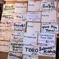 Photo taken at Geta Sushi by Richard C. on 6/22/2011