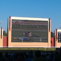 Photo taken at Remington Park Racetrack & Casino by Jennifer P. on 10/16/2011
