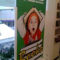 Photo taken at SE-ED Book Center by Ekk K. on 12/17/2011