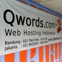 Photo taken at Qwords.com Web Hosting Indonesia - Bandung Office by Rendy M. on 7/24/2011