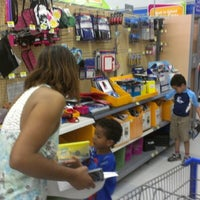 Photo taken at Walmart by Alexis P. on 8/28/2012