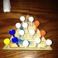 Photo taken at Cracker Barrel Old Country Store by Kevin B. on 3/10/2012