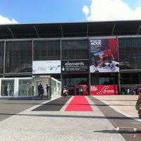Photo taken at Paris Expo Porte de Versailles by Manel M. on 9/3/2011