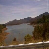 Photo taken at Pit River Bridge (VFW Memorial Bridge) by Jonnagirl on 9/17/2011