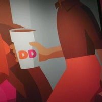 Photo taken at Dunkin' Donuts by ✈--isaak--✈ on 10/27/2011