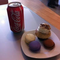 Photo taken at Sweetness Bake Shop & Cafe by Alina A. on 3/27/2012