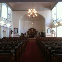 Photo taken at St. Helena's Episcopal by Erin B. on 9/12/2012