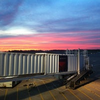 Photo taken at Cincinnati / Northern Kentucky International Airport (CVG) by Tadasuke K. on 11/3/2011