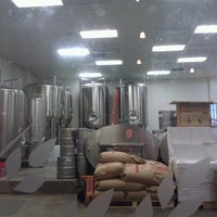 Photo taken at Eagle Rock Brewery by Cindy Marie J. on 12/24/2011