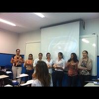 Photo taken at Centro de Ensino Literatus (CEL) by Debora C. on 6/22/2012