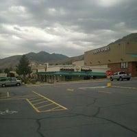 Photo taken at Einstein Bros Bagels by Brandon G. on 5/25/2012